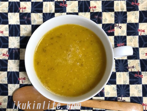 最強の野菜スープポタージュタイプです。